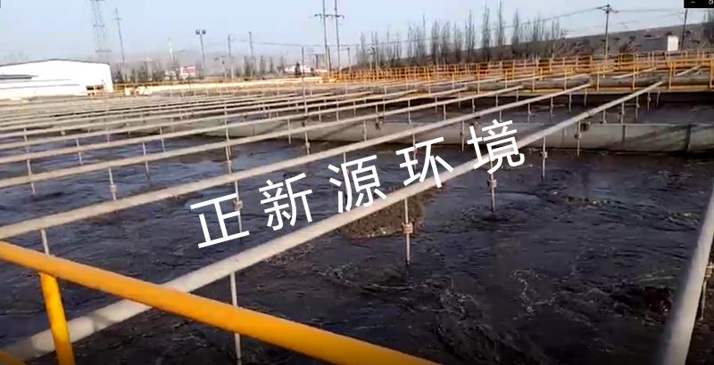 ZW曝气器-内蒙市政废水